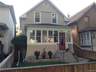 Photo 1: 620 Ingersoll Street in Winnipeg: Residential for sale (5C)  : MLS®# 1624679