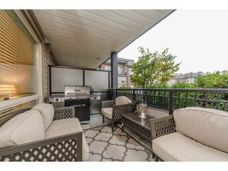 """Photo 12: 212 2627 SHAUGHNESSY Street in Port Coquitlam: Central Pt Coquitlam Condo for sale in """"VILLAGIO"""" : MLS®# R2120924"""