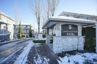 "Photo 1: 22 8778 159TH Street in Surrey: Fleetwood Tynehead Townhouse for sale in ""Amberstone"" : MLS®# R2127082"