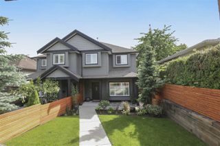 Main Photo: 323 E 5TH Street in North Vancouver: Lower Lonsdale 1/2 Duplex for sale : MLS®# R2174320