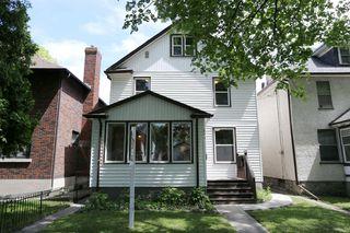 Main Photo: 233 Lipton Street in Winnipeg: Wolseley Duplex for sale (5B)  : MLS®# 1715525