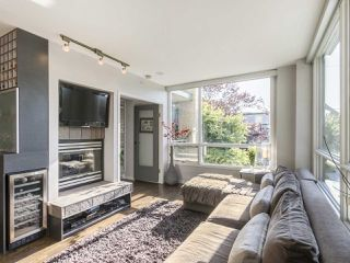 Photo 4: 203 1888 YORK AVENUE in Vancouver: Kitsilano Condo for sale (Vancouver West)  : MLS®# R2183620