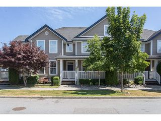 Photo 1: 6972 179A Street in Surrey: Cloverdale BC Condo for sale (Cloverdale)  : MLS®# R2189743