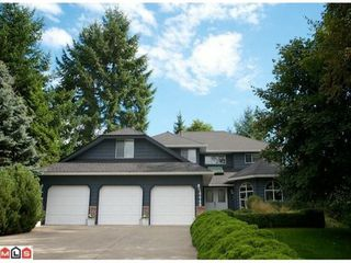 Photo 1: 16640 28TH Ave in South Surrey White Rock: Home for sale : MLS®# F1221405