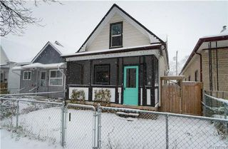 Photo 1: 603 Simcoe Street in Winnipeg: West End Residential for sale (5A)  : MLS®# 1728268