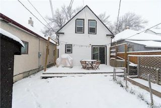 Photo 18: 603 Simcoe Street in Winnipeg: West End Residential for sale (5A)  : MLS®# 1728268