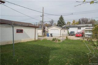 Photo 17: 35 Bramwell Avenue in Winnipeg: East Transcona Residential for sale (3M)  : MLS®# 1730124