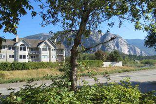 """Photo 1: 304 1466 PEMBERTON Avenue in Squamish: Downtown SQ Condo for sale in """"MARINA ESTATES"""" : MLS®# R2233193"""