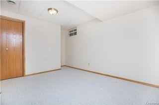 Photo 18: 46 Meadow Ridge Drive in Winnipeg: Richmond West Residential for sale (1S)  : MLS®# 1801065