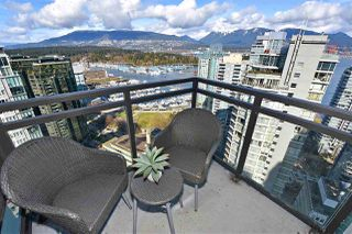 "Photo 15: 2804 1211 MELVILLE Street in Vancouver: Coal Harbour Condo for sale in ""The Ritz"" (Vancouver West)  : MLS®# R2247457"