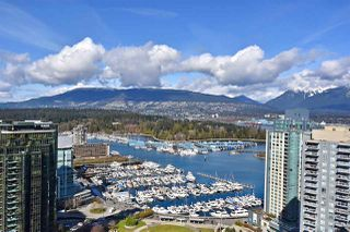 "Photo 1: 2804 1211 MELVILLE Street in Vancouver: Coal Harbour Condo for sale in ""The Ritz"" (Vancouver West)  : MLS®# R2247457"