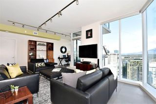 "Photo 4: 2804 1211 MELVILLE Street in Vancouver: Coal Harbour Condo for sale in ""The Ritz"" (Vancouver West)  : MLS®# R2247457"