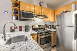 "Photo 3: 803 501 PACIFIC Street in Vancouver: Downtown VW Condo for sale in ""THE 501"" (Vancouver West)  : MLS®# R2259702"