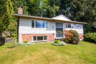 Main Photo: 1188 BRACKNELL Crescent in North Vancouver: Canyon Heights NV House for sale : MLS®# R2261557
