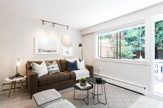 "Photo 5: 111 2190 W 7TH Avenue in Vancouver: Kitsilano Condo for sale in ""SUNSET WEST"" (Vancouver West)  : MLS®# R2278471"