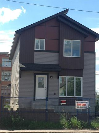 Main Photo: 10712 95 Street in Edmonton: Zone 13 House for sale : MLS®# E4123837