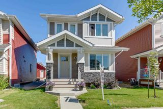 Main Photo: 229 EBBERS Boulevard in Edmonton: Zone 02 House for sale : MLS®# E4125979