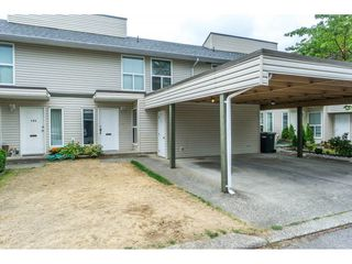 "Photo 1: 184 32550 MACLURE Road in Abbotsford: Abbotsford West Townhouse for sale in ""Clearbrook Village"" : MLS®# R2310422"