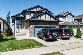Main Photo: 324 Crimson Drive: Sherwood Park House for sale : MLS®# E4134583