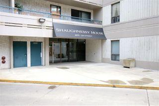 Main Photo: 708 10175 114 Street in Edmonton: Zone 12 Condo for sale : MLS®# E4137825