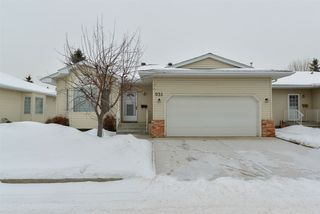 Main Photo: 931 YOUVILLE Drive W in Edmonton: Zone 29 Townhouse for sale : MLS®# E4140536