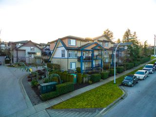 """Main Photo: 21 14462 61A Avenue in Surrey: Sullivan Station Townhouse for sale in """"Ravina"""" : MLS®# R2336704"""
