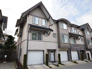 "Photo 1: 16 6895 188 Street in Surrey: Clayton Townhouse for sale in ""Bella Vita"" (Cloverdale)  : MLS®# R2338484"