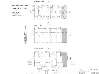 "Photo 2: 16 6895 188 Street in Surrey: Clayton Townhouse for sale in ""Bella Vita"" (Cloverdale)  : MLS®# R2338484"