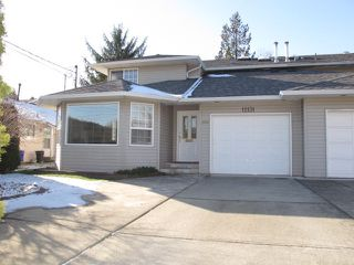 Main Photo: 12131 221 Street in Maple Ridge: West Central House 1/2 Duplex for sale : MLS®# R2339405