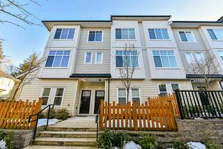 Photo 1: 104 13670 62 Avenue in Surrey: Sullivan Station Townhouse for sale : MLS®# R2343150