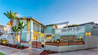 Main Photo: CORONADO VILLAGE House for sale : 5 bedrooms : 624 10Th St in Coronado