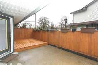 "Photo 8: 22 11580 BURNETT Street in Maple Ridge: East Central Townhouse for sale in ""Cedar Estates"" : MLS®# R2353797"