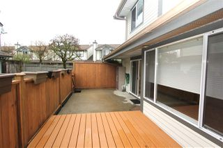 "Photo 9: 22 11580 BURNETT Street in Maple Ridge: East Central Townhouse for sale in ""Cedar Estates"" : MLS®# R2353797"