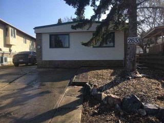 Main Photo: 263 LEE_RIDGE Road in Edmonton: Zone 29 House for sale : MLS®# E4150651