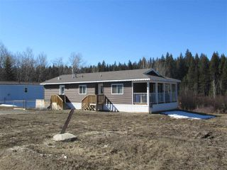 "Main Photo: 4275 N CLEAR Road in Williams Lake: Williams Lake - Rural North Manufactured Home for sale in ""WILDWOOD"" (Williams Lake (Zone 27))  : MLS®# R2357935"