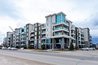 Main Photo: 507N 1230 WINDERMERE Way in Edmonton: Zone 56 Condo for sale : MLS®# E4151772