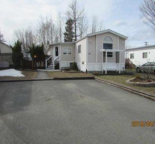 "Main Photo: 45 7100 ALDEEN Road in Prince George: Lafreniere Manufactured Home for sale in ""MORGAN RIDGE ESTATES"" (PG City South (Zone 74))  : MLS®# R2362583"