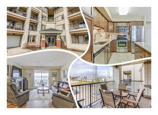 Photo 1: 307 4450 MCCRAE Avenue in Edmonton: Zone 27 Condo for sale : MLS®# E4155125