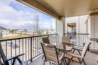 Photo 17: 307 4450 MCCRAE Avenue in Edmonton: Zone 27 Condo for sale : MLS®# E4155125