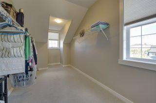 Photo 23: 1304 Kapyong Avenue in Edmonton: Zone 27 Townhouse for sale : MLS®# E4156033