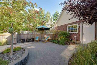 Photo 28: 1304 Kapyong Avenue in Edmonton: Zone 27 Townhouse for sale : MLS®# E4156033