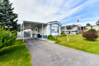 "Photo 2: 21 2035 MARTENS Street in Abbotsford: Poplar Manufactured Home for sale in ""Maplewood estates"" : MLS®# R2368618"