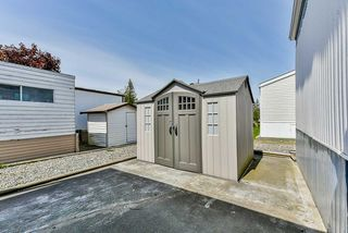 "Photo 20: 21 2035 MARTENS Street in Abbotsford: Poplar Manufactured Home for sale in ""Maplewood estates"" : MLS®# R2368618"