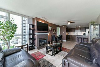 "Photo 7: 1606 2088 MADISON Avenue in Burnaby: Brentwood Park Condo for sale in ""FRESCO"" (Burnaby North)  : MLS®# R2380887"
