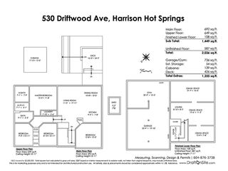 """Photo 20: 530 DRIFTWOOD Avenue: Harrison Hot Springs House for sale in """"Harrison Hot Springs"""" : MLS®# R2383473"""
