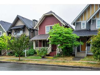 Main Photo: 263 FURNESS Street in New Westminster: Queensborough House for sale : MLS®# R2398456