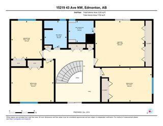 Photo 49: 15219 43 Avenue in Edmonton: Zone 14 House for sale : MLS®# E4181745