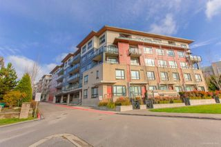 "Photo 1: 311 13919 FRASER Highway in Surrey: Whalley Condo for sale in ""Verve"" (North Surrey)  : MLS®# R2427311"