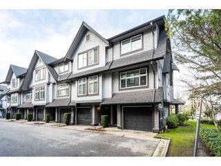 "Photo 1: 7 15192 62A Avenue in Surrey: Sullivan Station Townhouse for sale in ""ST.JAMES"" : MLS®# R2439445"
