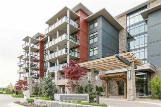 "Photo 1: 509 5055 SPRINGS Boulevard in Delta: Condo for sale in ""TSAWWASSEN SPRINGS"" (Tsawwassen)  : MLS®# R2259592"